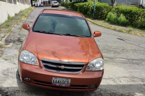 Chevrolet Optra Desing 2008