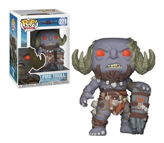 Funko Pop! Games God Of War Kratos Y Otro Personajes