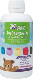 Jabon Ecopipo Especial Para Pañales Ecológicos 1 Litro