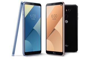 LG G6 Plus 5,7 128 Gb 4gb Dual Camara Nuevo Original