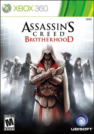 Assassins Creed Brotherhood - Xbox 360