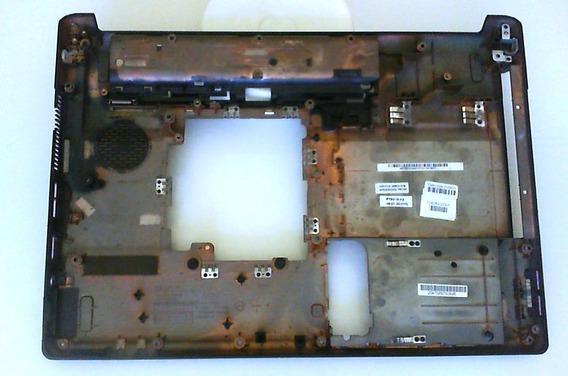 Carcaça Inferior Hp Compaq Presario C730br C700- Ap02e000400