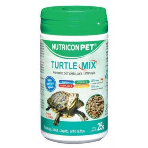 Turtle Mix 25g
