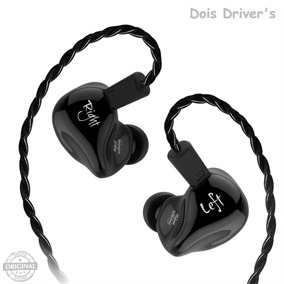 Fone In Ear Kz Zs4 - Dois Driver