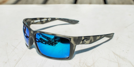 Lentes Costa Del Mar Ocearch® Reefton Tiger Shark Blue