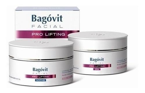 Bagovit Facial Pro Lifting Combo Dia Piel Seca + Noche