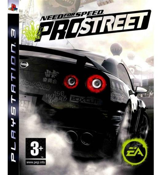 Need For Speed Pro Street - Leia Descrição