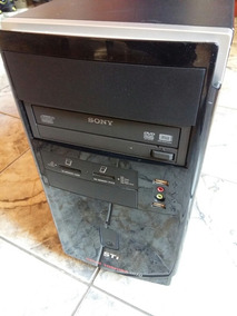 Computador Semp Toshiba 80gb Hd 2gb Ram Win 7