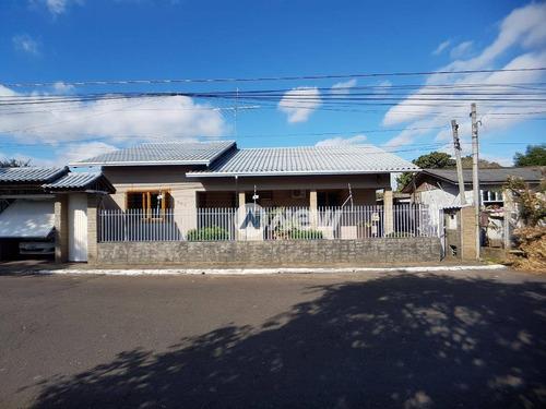 Casa À Venda, 198 M² Por R$ 450.000,00 - Canudos - Novo Hamburgo/rs - Ca3016