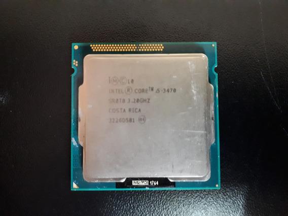 Intel® Core I5 3.20ghz Até 3.60ghz 6mb Cache 3470