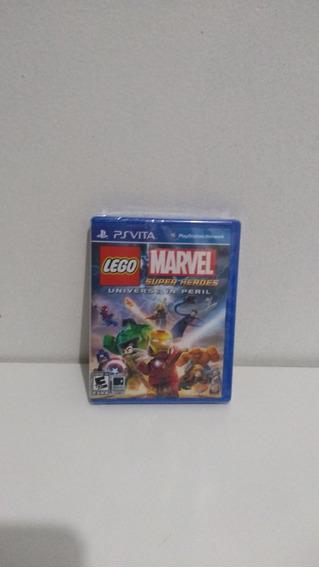 Jogo Lego Marvel Super Heroes Universe In Perfil Novo Lacrad