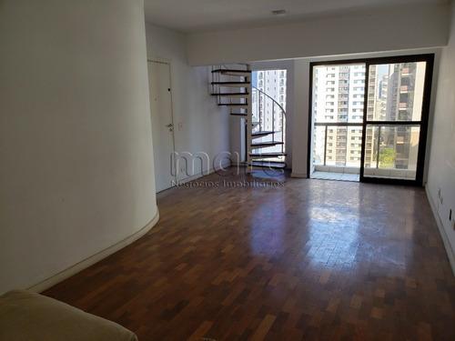 Apartamento Cobertura -  Vila Mariana - Ref: 135577 - V-135577
