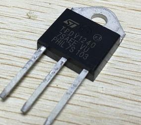 Triac Dpvd1240 40a 1200 Volts