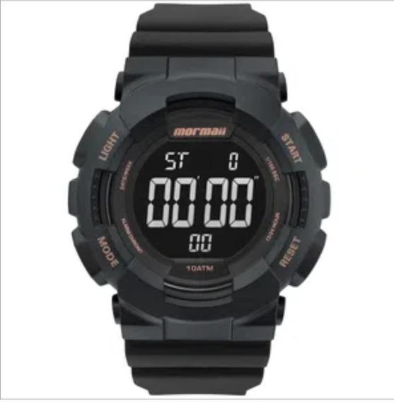 Relógio Mormaii Masculino Wave Cinza Mo3415ab/8c