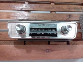 Rádio Antigo Chevy Chevrolet  Rc - 09 J