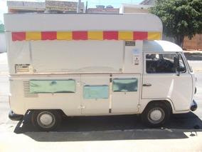 Montagem Food Truck