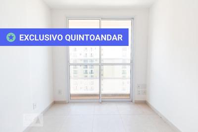 Apartamento No 9º Andar Com 1 Dormitório E 1 Garagem - Id: 892872384 - 172384