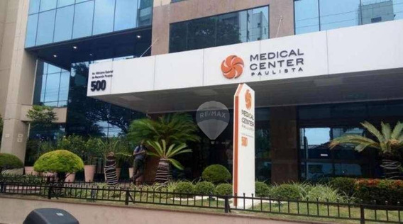 Sala Comercial Medical Center Moema - Cj0020