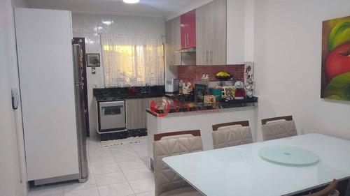 Casa Com 3 Dormitórios À Venda, 150 M² Por R$ 638.000 - Artur Alvim - São Paulo/sp - Ca0126