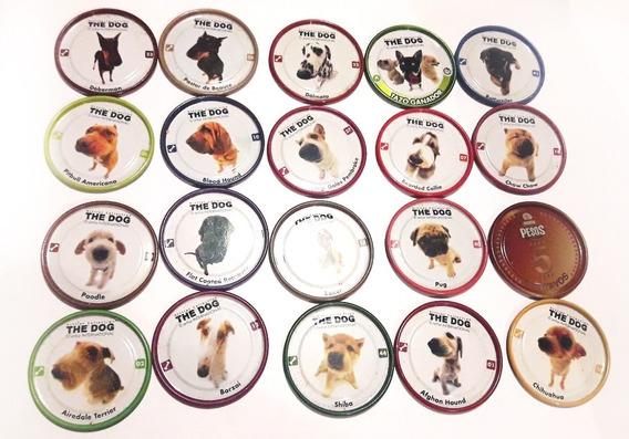 Lote Chapitas Tazos The Dog Coleccion Pepsico 2005