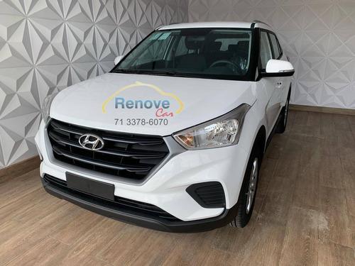 Imagem 1 de 9 de Hyundai Creta 1.6 16v Flex Action Automático