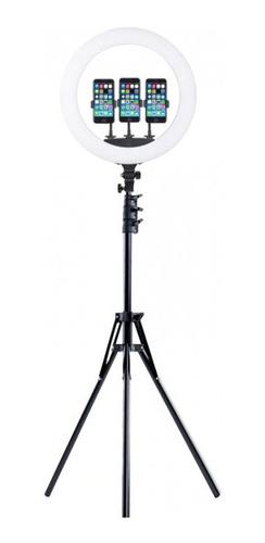 Aro Luz Led Profesional 14 Pulgadas 36cm Fotografía Estudio
