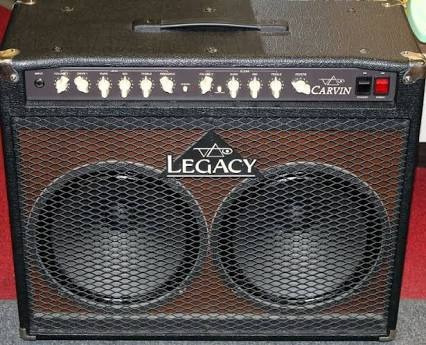 Amp Legacy Carvin Combo 212 Marshall Fender Mesa Boogie