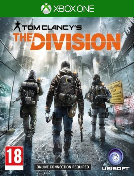Tom Clancys The Division Xbox One - 25 Dígitos (envio Flash)