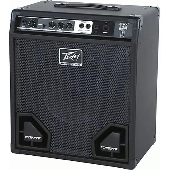 Amplificador P/ Baixo Peavey Max 112 - Showroom
