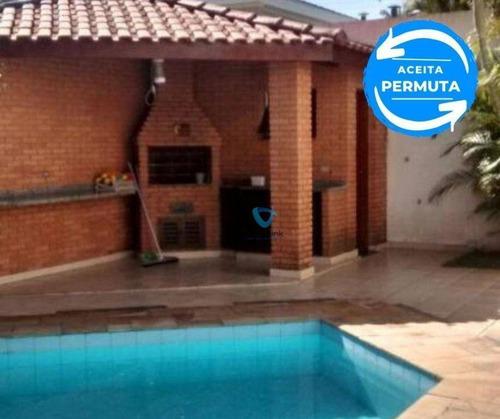 Imagem 1 de 22 de Casa Com 4 Dormitórios À Venda, 362 M² Por R$ 2.200.000,00 - Alphaville - Santana De Parnaíba/sp - Ca0480