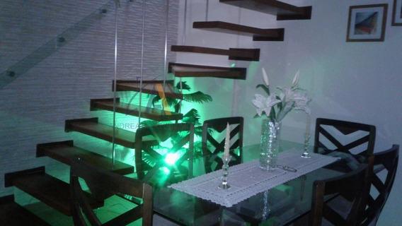 Apartamento A Venda No Bairro Braga Em Cabo Frio - Rj. - Cob083-1