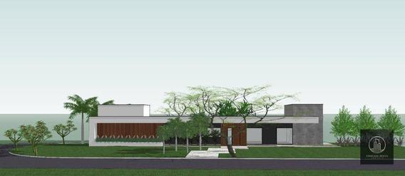 Casa Com 6 Dormitórios À Venda, 700 M² Por R$ 5.200.000,00 - Condomínio Terras De São José - Itu/sp - Ca0127