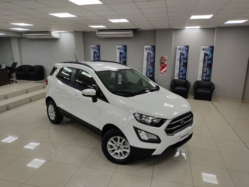 Ford Ecosport 1.5l Se Mt 0km
