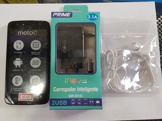 Celular Moto C , 16gb , Novo, Sem Caixa , Original