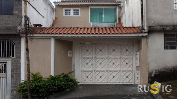 Sobrado 3 Dorms | 1 Suíte, Vila Carmosina, São Paulo. - So0506