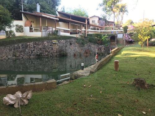 Chácara À Venda, 1044 M² Por R$ 550.000,00 - Parque Das Estâncias - Morungaba/sp - Ch0222
