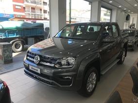 Amarok Comfortline 0km 4x2 Manual Volkswagen Vw Nueva 2019
