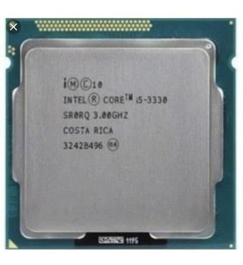 Processador Intel I5 3330 Até 3.2ghz Socke1155