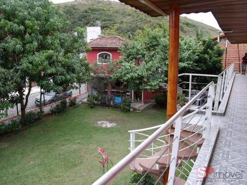 Imagem 1 de 7 de Pousada À Venda, 600 M² Por R$ 1.750.000,00 - Prainha - Caraguatatuba/sp - Po0002
