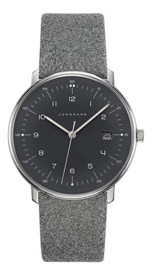 Reloj Junghans Cuarzo Bahuaus Max Bill Alemán Disponible