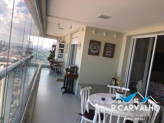 Apartamento 3 Quartos Com 3 Suítes Na Vila Alexandria - 654