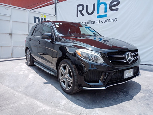 Imagen 1 de 15 de Mercedes Benz Clase Gle 2017 3.0 400 Guard Vr4 At Blindada N