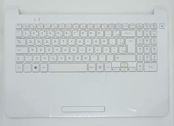 Teclado Notebook C/ Gabinete Lg 15u340 Cod. Afp74365002 Novo