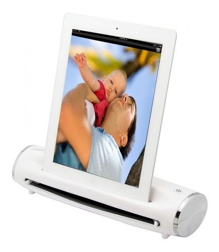 Imagem 1 de 1 de Scanner Portátil Para iPad Conector De 30 Pinos- Ion Docs2go