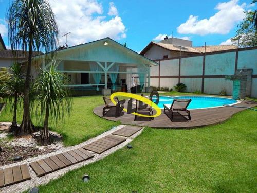 Casa Com 4 Dormitórios À Venda, 320 M² Por R$ 1.250.000,00 - Granja Caiapiá - Cotia/sp - Ca4940