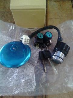 Kit Swichera Para Moto Skygo Scorpion Owen Gn 4 Cables