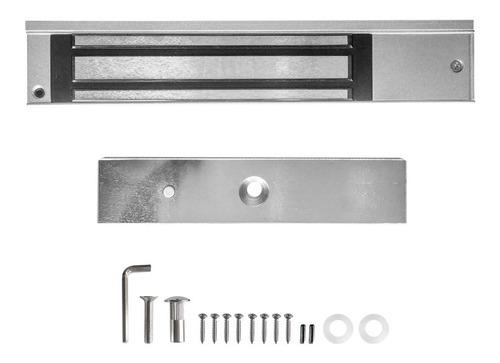 Cerradura Electromagnética 280kg Ca-el280-5, Sensor,led 12v