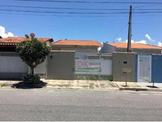Casa À Venda, 87 M² Por R$ 250.000 - Parque Das Palmeiras - Pindamonhangaba/sp - Ca2006