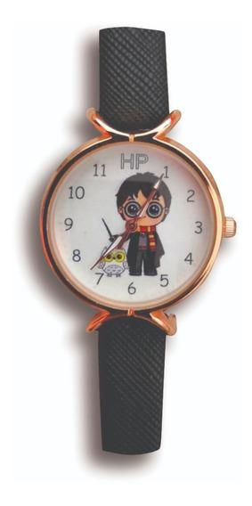 Reloj Dama Mujer Harry Potter Personalizado