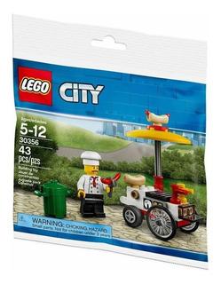 Lego City Vendedor Panchos Vehiculo + Cuento Regalo Nº 4